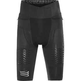 Compressport Trail Running Control Spodnie krótkie Mężczyźni, black